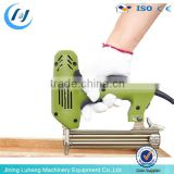 Heavy Duty Staple Air Nail Gun , straight nail gun