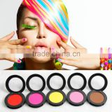 2015 hot sale fashion bright color chalk for dyeing hair chalk