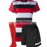 Soccer uniforms, in colors beautiful combination