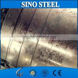dx51d zero spangle galvanzied iron strip for hoop steel strip