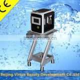 Skin Moisturizing Dispel Black Rim Water Oxygen Jet Peeling Facial Diamond Peel Machine Microdermabrasion Skin Whitening Machine With Excellent Effect Acne Removal Water Oxygen Spray