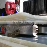 CNC stone profiling machine stone profile router machine granite marble stone edge profiling machine