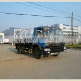 dongfeng 8 ton liquid waste vacuum suction truck