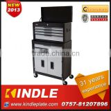 Kindle 2013 heavy duty hard wearing household metal tool cabinet