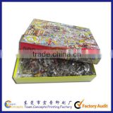 500 Pieces Game Fancy Jigsaw Puzzle