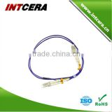 China product ST fiber optic patch cord Multi Mode 50/125 Simplex/single mode fiber optic cable from Shenzhen