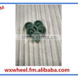 Small size Green silicon carbide grinding wheel in China