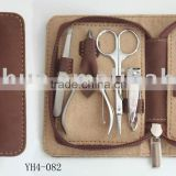 8-pieces nail tools manicure set