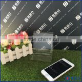 High Quality Acrylic Mobile Phone Holder,Acrylic Mobile Phone Display Holder,Cell Phone Support
