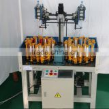 25 carriers Wave ribbon making machine/ wave rope making machine/ wave rope braiding machine