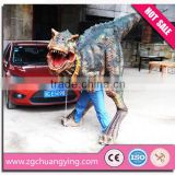 (Discount 30%)light weight and vivid movements robot dinosaur suit