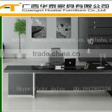 Hot Selling Black Executive Office Desk Modern Boss Office Furniture