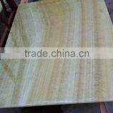 Yellow Onyx Marble Tiles Composite Tile Good Prices
