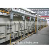 First-class quality good brand gas steel wire heat treatment furnace