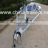 Tandem Long Heavy Duty Boat Trailer