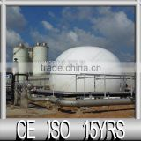 10,000m3 biogas container --- for biogas power plant, bio-energy plant, biofuel engineering,biomass industry
