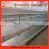 Low Price Automatic Chicken Cage / Layer Cage / Broiler Cage Poultry Equipment For Chicken Farm