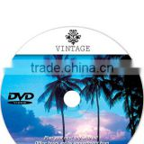 Printed Recordable DVDs