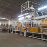 Full automatic complete rice straw particle board//chip board production line/making machine 5000-100000m3 capacity