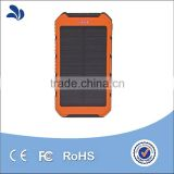 New products 2016 Most powerfull high capacity solar power bank which can be the trestle