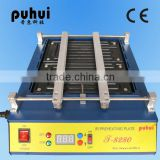 led light repair tool,bga rework station,infrared heating,preheating oven,hot plate,puhui,t8280