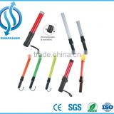 Rechargeable LED Traffic Baton Within Magnet Base/Super Bright Flashing LED Traffic Light Baton