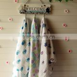 baby wholesale reusable cotton muslin swaddle                                                                         Quality Choice