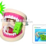 High quality Autoclavable dental Mouth Prop & Tongue Guard,three size.