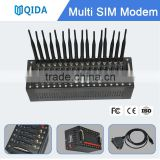 high quality 3g router multiple sim cards 3g modem with ethernet port/gsm sms machines group sms QW161