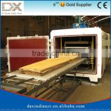 combination woodworking machine high frequency vacuum wood drying kiln for osk,teak wood