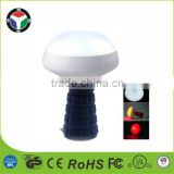 Multifunction,Emergency,Rechargeable LED Bulb Lamp Flashlight Intelligent Lamp Torch White Light & Red Strobe Flash Light