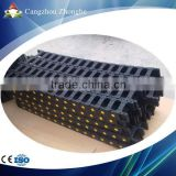 snap open/ compact/ bridge type & fully enclosed cable protection chain