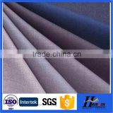soft hand feeling woven plain dyed tr wool blend fabric for garments, suits