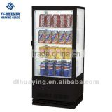 Electric Heated Glass Door for Refrigerator