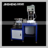 JS-2008A8 semi-auto bulk terminal used wire straightening and cutting machine cable lug press equipment
