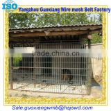 High quality cheap fence panels protective metal or Iron chain link fence made in china or grden fence