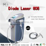 2015 Best Professional 808nm diode laser+808nm diode laser hair removal machine for centre hospital ,clinic ,beauty shop