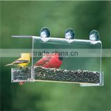 wholesale acrylic bird feeder supplies