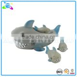 Shark Floating Family Sets Bath Toy