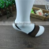 factory wholesale latest design Scan black/brown/white 100% cotton plain colorful socks new product classial style
