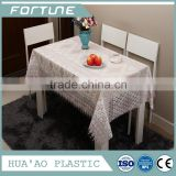 2016 NEW PVC ROLL PLASTIC FILM LACE TABLECLOTH COVERS ROLL USED FOR DECORATIVE DINNER ROOM