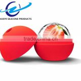 Large Size Food Grade 7cm Big Silicon Ice Ball Mould