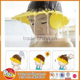 Safe Shampoo Shower Bathing Protect Soft Cap Hat for Baby Children Kids