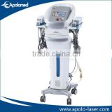 100V-240V Multi-functional Beauty Equipment Cavitation Women Lipo Laser Machine Painless White