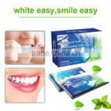 14pcs/Pack Teeth Whitening Strips Non Peroxide Gel Strips and Dry Strips 14pcs/Pack Dental Care Tooth Whiten Strips