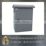 custom fabrication waterproof outdoor network cabinet products for sale