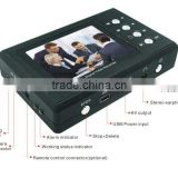 Mini Portable DVR Recorder with AV input and LCD screen 2.5""