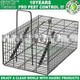 Haierc Reusable Rodent Animal Mouse Live Trap Hamster Cage Mice Rat Control Catch Bait (HC2601M)