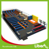 indoor big gymnastics trampoline for sale