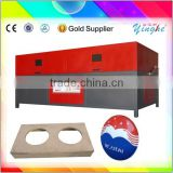flocking board sign vaccum forming machine flocking board sign vaccum forming machine